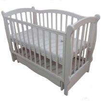 Кроватка CAPRIZ Белая