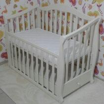 Кроватка TRIA SCAZCA Айвори
