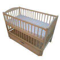 Детская кроватка DUBOC CLASIC c ящиком цвет Айвори