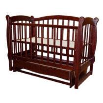Кроватка CAPRIZ Орех