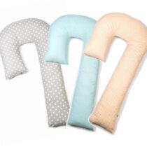 Подушки для беременных J формы