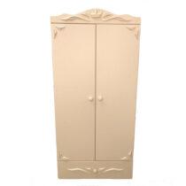 Шкаф для детской комнаты Корона айвори