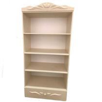 Шкаф для детской комнаты Корона айвори без дверей