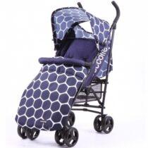 Коляска для детей COCCOLLE FAVO + Синий чехол