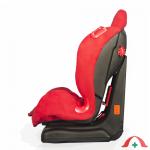 smart baby scaun auto coccolle faro grupa 9 25 kg rosu3