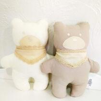 Pernute pentru nounăscuți  decorative Ursulete