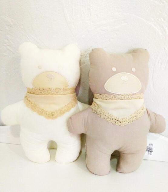 Подушки для новорожденных  декоративные Мишки