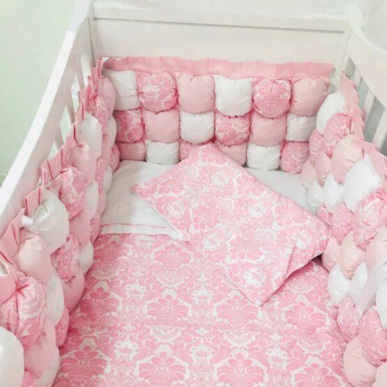 Set de lenjerie BomBon pink