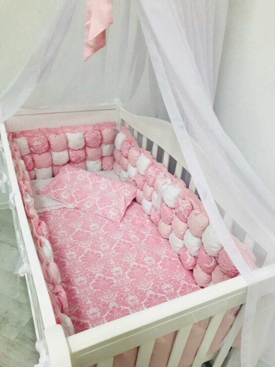 Set de lenjerie Bombon Pink2