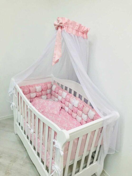 Set de lenjerie Bombon Pink3
