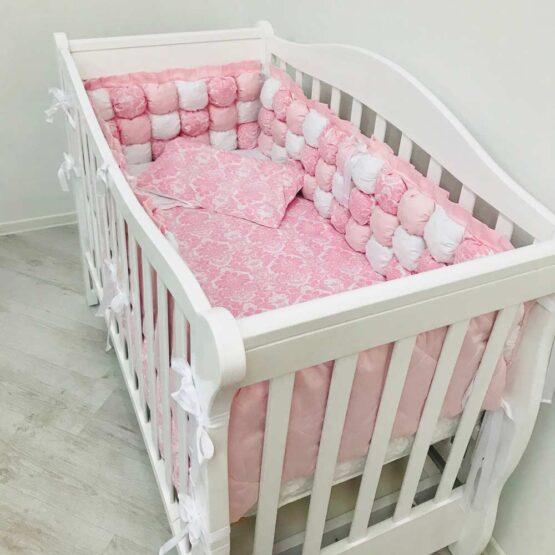 Set de lenjerie Bombon Pink4