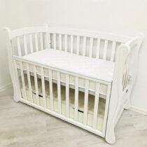 Кроватка ANGELO 1  Белая
