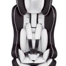 Scaun auto cu isofix BabyGo Iso 9-36 kg Grey