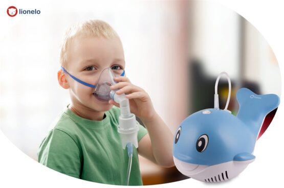 Inhalator Lionelo Nebi