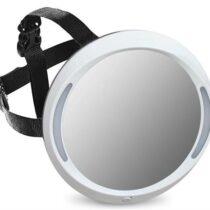 Автомобильное зеркало заднего вида Apramo Iris Baby LED
