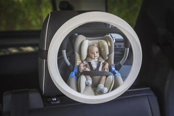 Oglinda Auto Apramo Iris Baby LED1