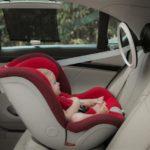 Oglinda Auto Apramo Iris Baby LED4