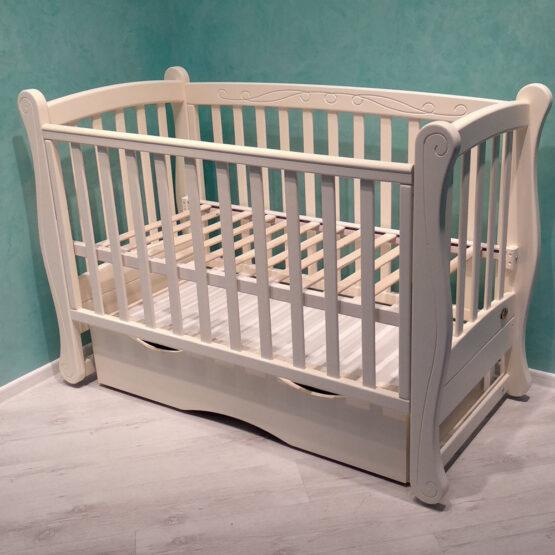 Кроватка ANGELO 1 Айвори
