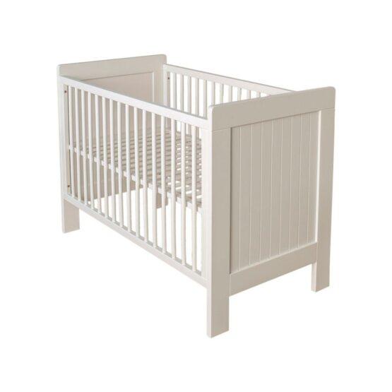 Деревянная кроватка QUAX Camille White