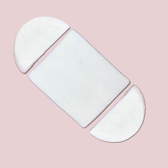 Saltea ovala din 3 module
