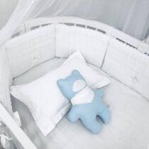 Комплект овальный Anie 125 Белый Special Baby