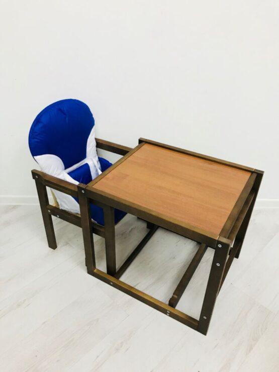 scaun transformer albastru 2