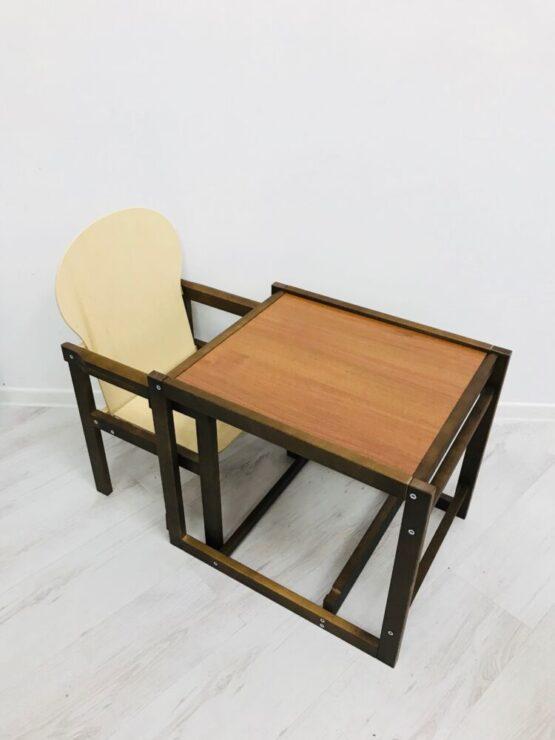 scaun transformer bej 3
