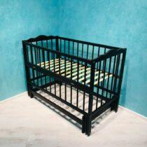Кроватка КUZEA без ящика Венге