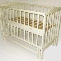 Кроватка КUZEA без ящика Айвори