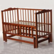 Кроватка КUZEA без ящика цвет Кальвадос