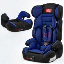 Scaun auto universal Joy E 9-36 kg – Negru-Albastru