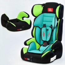 Автокресло универсальное Joy E 9-36 кг — Черный-Зеленый