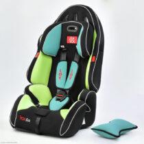 Авто кресло универсальное Joy G 9-36 кг —  Чёрно-зелёный