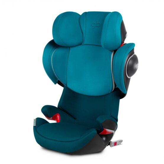 Scaun auto cu Isofix GB ELIAN-FIX – Capri Blue 15-36 kg