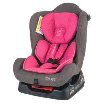 Автокресло MamaLove Cruise — Розовый 0-18 кг