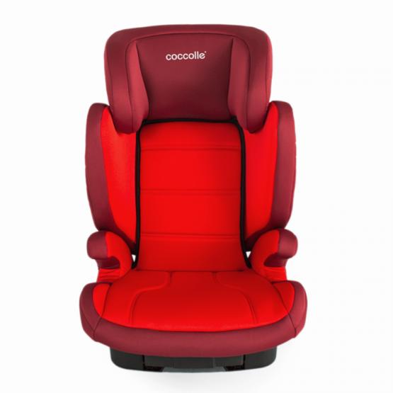 Scaun auto cu Isofix COCCOLLE EXO-FIX 15-36 Kg – Roșu