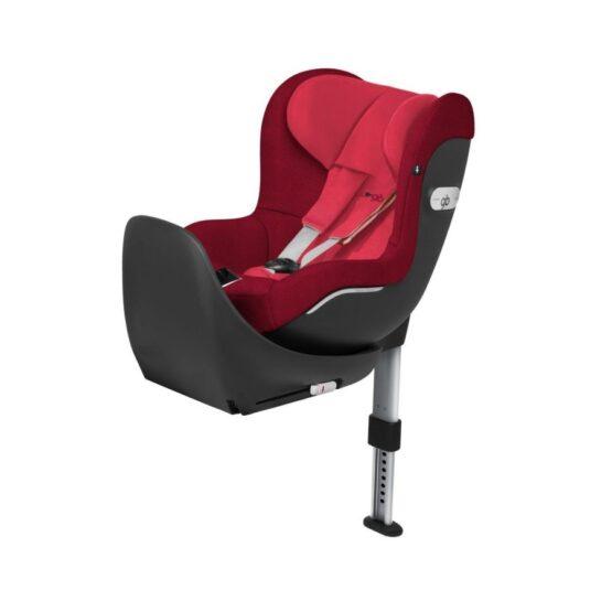 Scaun Auto cu Isofix GB VAYA – Cherry Red 0-18 kg