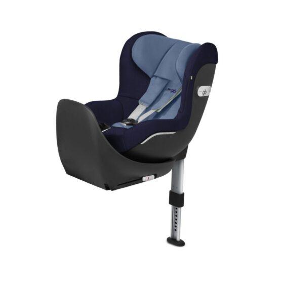 Scaun auto cu Isofix GB VAYA – Sapphire Blue 0-18 kg