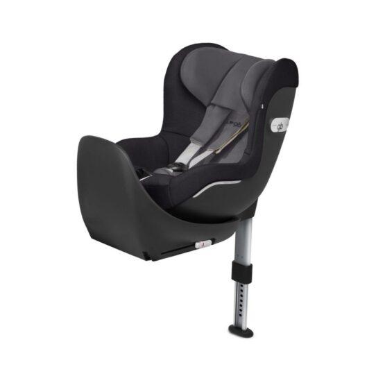 Scaun Auto cu Isofix GB VAYA – Silverfox Grey 0-18 kg