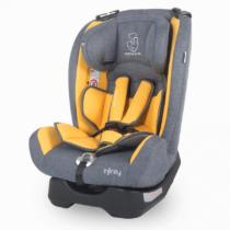 Автокресло 0-36 кг MamaLove Infinity — Желтый
