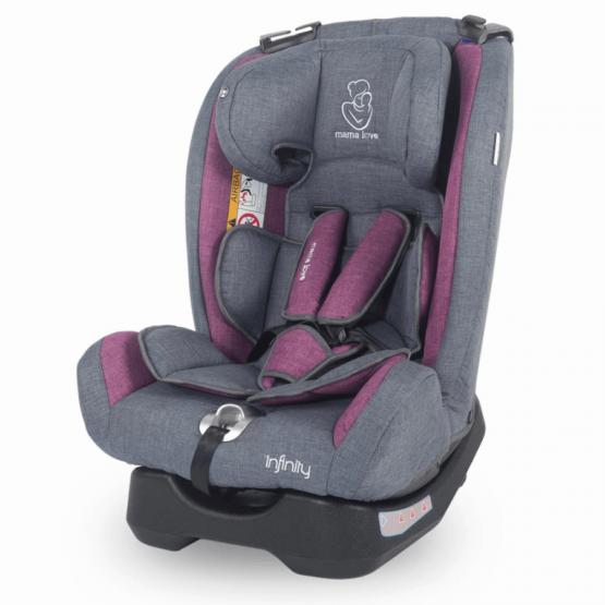 Scaun auto 0-36 kg MamaLove Infinity – Violet