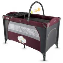 Кроватка манеж DHS TWINKLE —  Фиолетовый