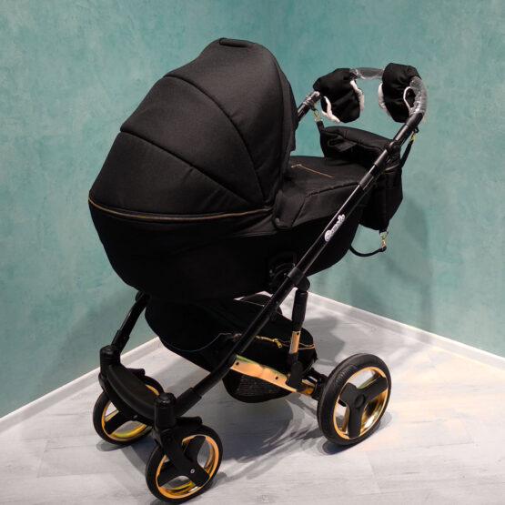 Детская коляска 2 в 1 Mikrus Comodo Gold