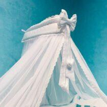 Балдахин тюлевый Anie — Белый