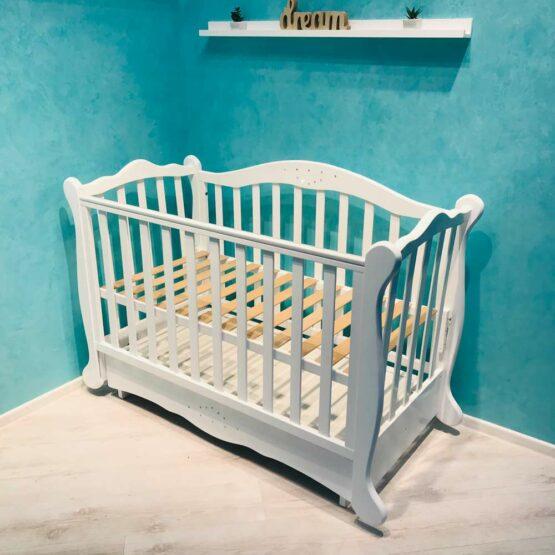 Кроватка-диванчик Amelia — Белый