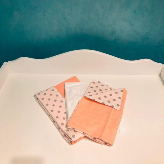 Set de schimb 3 elemente Buline – Orange