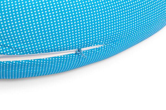 Perna pentru gravide alaptare Albastru2