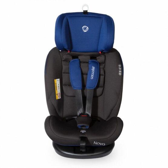 Scaun auto rotativ cu Isofix grupa 0 36 kg Coccolle Nova Albastru10