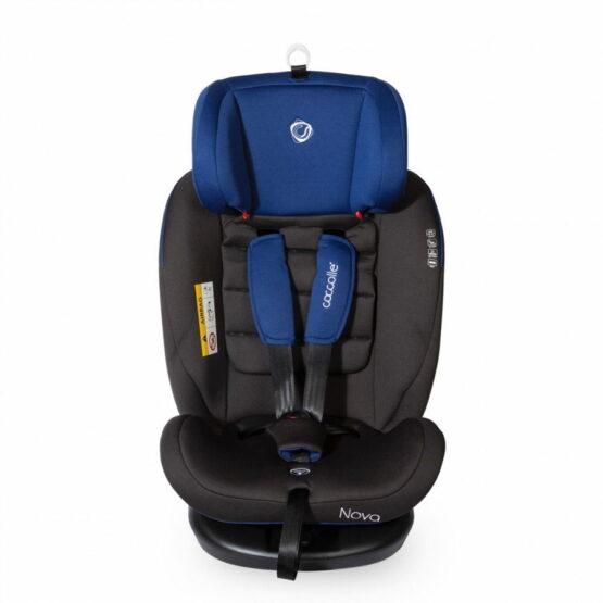 Scaun auto rotativ cu Isofix grupa 0 36 kg Coccolle Nova Albastru9