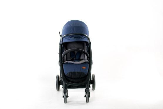 Carucior Babyzz B100 albastru 1 11